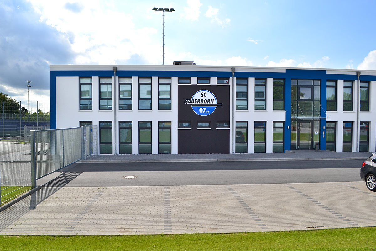Trainingszentrum in Paderborn1