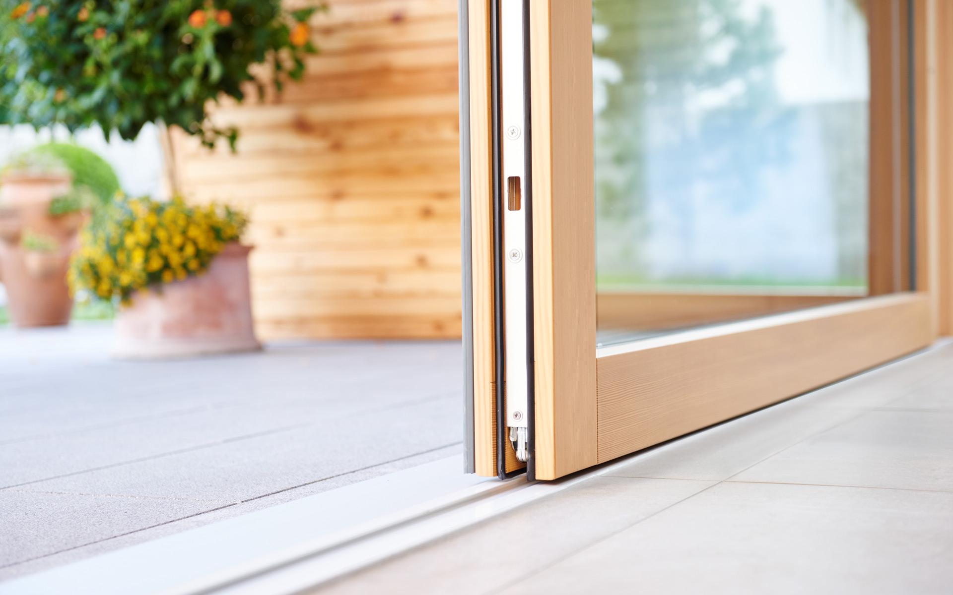Holz Hebeschiebetüren Peine Fenster Fenster Und Türen Zum Träumen