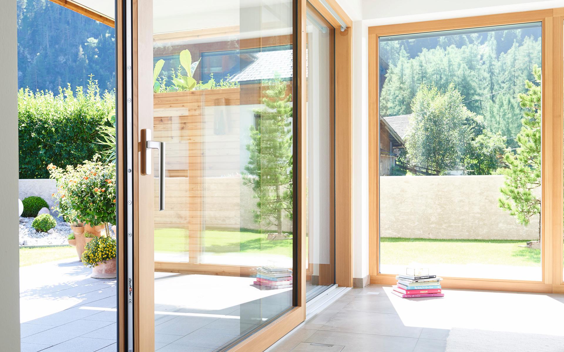 Holz Hebeschiebeturen Peine Fenster Fenster Und Turen Zum Traumen